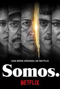 Poster da série Somos. (2021)