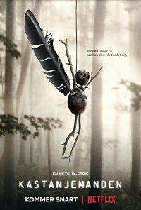 Poster da série O Homem das Castanhas / Kastanjemanden (2021)