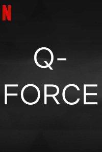 Poster da série Q-Force (2021)