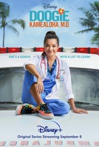 Poster da série Doogie Kamealoha: A Menina Doutora / Doogie Kamealoha, M.D. (2021)