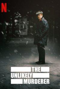 Poster da série O Assassino Improvável / Den osannolika mördaren / The Unlikely Murderer (2021)