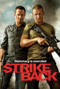Poster da série Strike Back (2010)