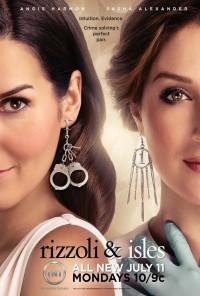 Poster da série Rizzoli e Isles / Rizzoli & Isles (2010)
