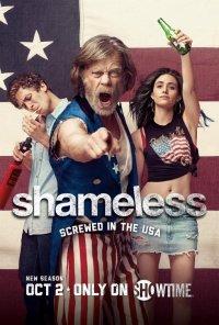 Poster da série No Limite / Shameless (2011)