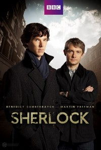 Poster da série Sherlock (2010)