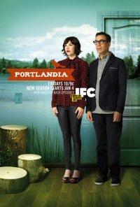 Poster da série Portlandia (2011)