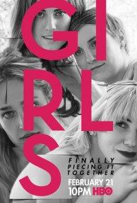 Poster da série Girls (2012)