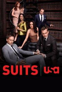 Poster da série Defesa À Medida / Suits (2011)