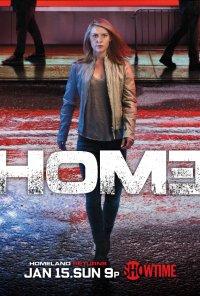 Poster da série Segurança Nacional / Homeland (2011)