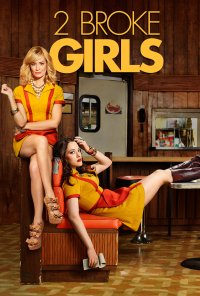 Poster da série Two Broke Girls / 2 Broke Girls (2011)