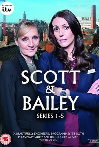 Poster da série Scott & Bailey (2011)