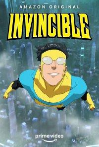 Poster da série Invincible (2021)