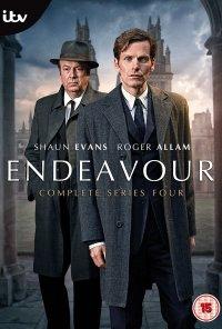 Poster da série Endeavour (2012)