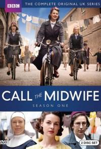 Poster da série Chamem a Parteira / Call the Midwife (2012)