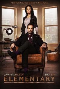 Poster da série Elementar / Elementary (2012)