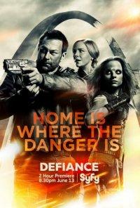 Poster da série Defiance (2013)