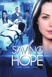 Poster da série Saving Hope (2012)
