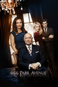 Poster da série 666 Park Avenue (2012)