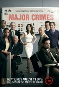 Poster da série Major Crimes (2012)