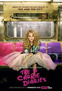 Poster da série The Carrie Diaries (2013)