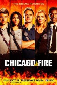 Poster da série Chicago Fire (2012)