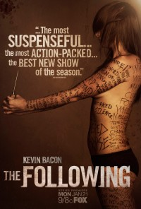 Poster da série Os Seguidores / The Following (2013)