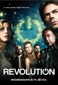 Poster da série Revolution (2012)