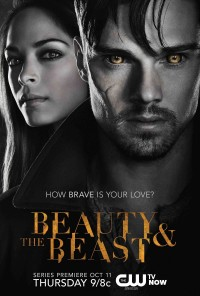 Poster da série A Bela e o Monstro / Beauty and the Beast (2012)