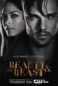 Poster da série A Bela e o Monstro / Beauty and the Beast (2012)