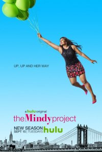 Poster da série The Mindy Project (2012)