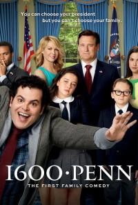 Poster da série 1600 Penn (2012)