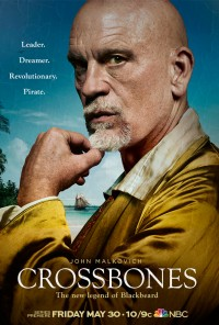 Poster da série Crossbones (2014)