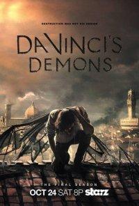 Poster da série Da Vinci's Demons (2013)
