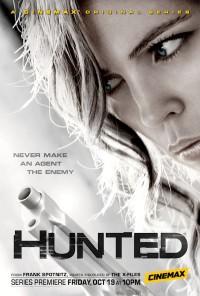 Poster da série Hunted (2012)