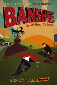 Poster da série Banshee (2013)