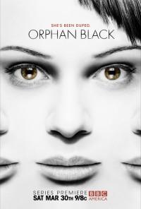 Poster da série Orphan Black (2013)