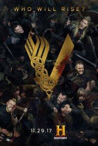 Poster da série Vikings (2013)