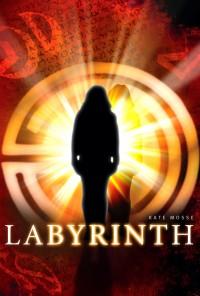 Poster da série Labirinto Perdido / Labyrinth (2012)