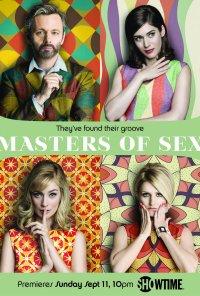 Poster da série Masters of Sex (2013)