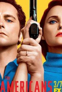 Poster da série The Americans (2013)