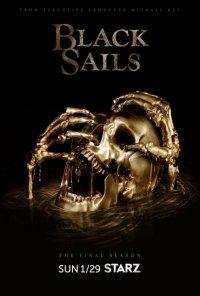 Poster da série Velas Negras / Black Sails (2014)