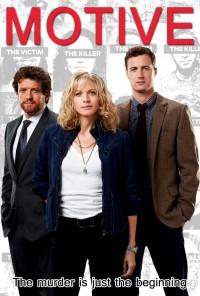 Poster da série Motivo / Motive (2013)