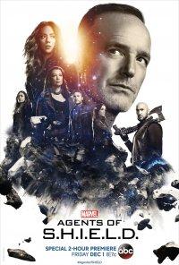 Poster da série Agents of S.H.I.E.L.D. (2013)