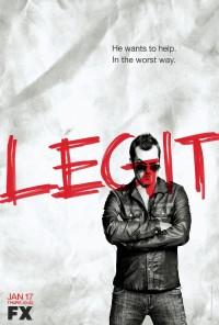 Poster da série Legit (2013)