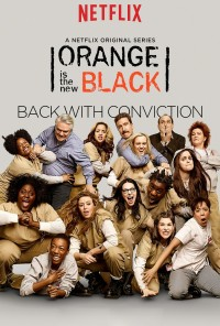 Poster da série Orange Is the New Black (2013)