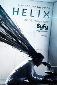 Poster da série Helix (2014)
