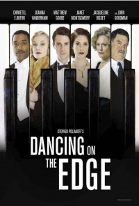 Poster da série Dancing on the Edge (2013)