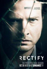 Poster da série Rectify (2013)