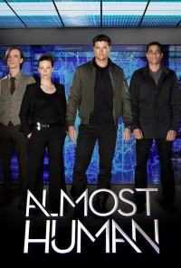 Poster da série Almost Human (2013)