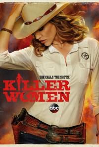 Poster da série Killer Women (2013)